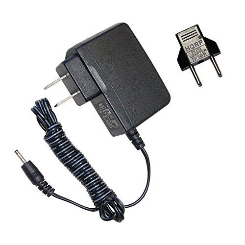 HQRP AC Netzadapter Ladegerat fur Curtis Proscan PLT 7033D PLT7033D PLT 8031 PLT8031 Tablette PC HQRP Euro Stecker Adapter