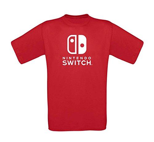 Nintendo Switch T-Shirt Größe S