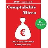 Comptabilité Micro : Auto-entrepreneurs et petites entreprises [Clé logiciel, sans CD]