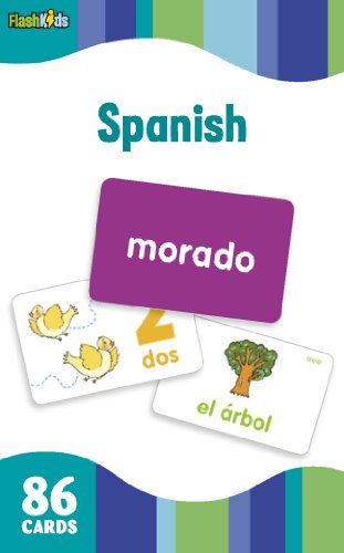Spanish (Flash Kids Flash Cards)