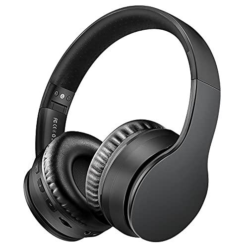 Sunvito Auriculares Bluetooth de Diadema Plegable,4 en 1 Estéreo Bass Inalámbrico Auriculares...