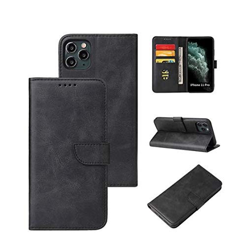 "Ds44 iPhone 12 pro max case Wallet Compatible with 6.7"" Card Holder flip Stand Leather Magnet Cover Holder Kickstand"