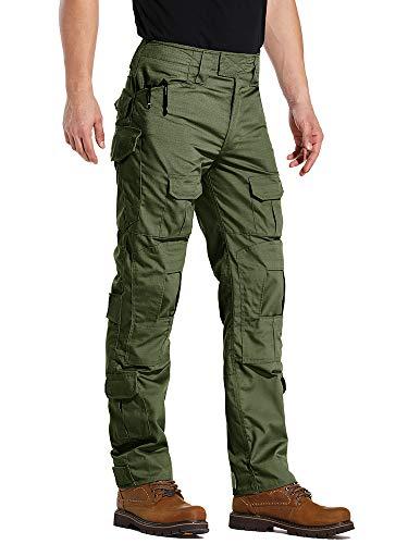KOCTHOMY Pantaloni Tattici Militari da Uomo...