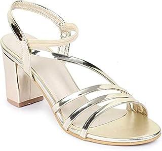 Fashion footwear Women and girls casual block heels sandal