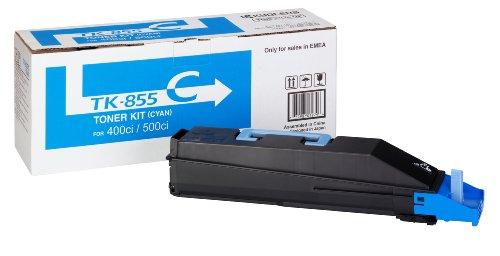 Kyocera TK-855C Tonerpatrone cyan für TASKalfa 400ci/500ci