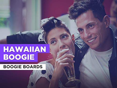 Hawaiian Boogie in the Style of Boogie Boards