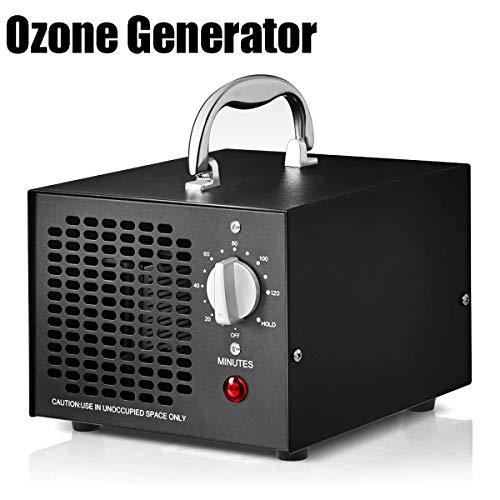 Ozon Generator 3500 mg/h Professionele O3 luchtreiniger Ozonator, Heavy Duty Air Cleaner Deodorizer en sterilisator Sterilisator voor thuis,B