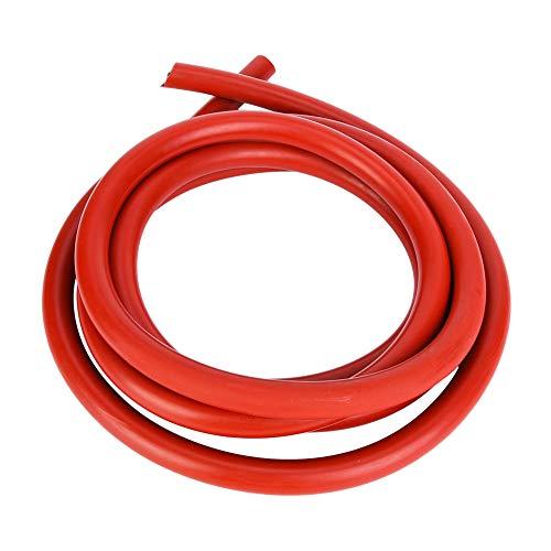 DAUERHAFT Látex del Tubo del Fusil Utilizado para Desgastar el Tubo, para la Eslinga del Fusil de Pesca submarina(3 Meters)
