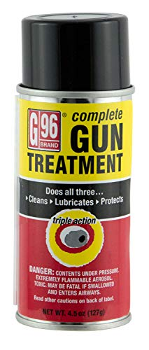 G96 PRODUCTS INC 1055 Gun Treatment 4.5 OZ