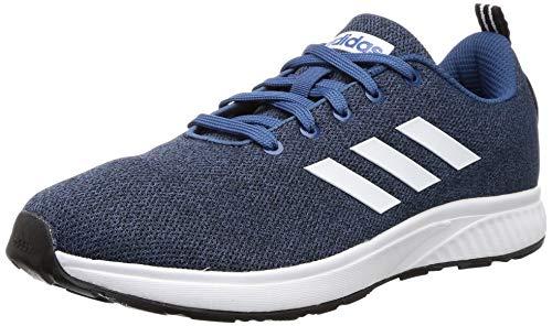 3. Adidas Men's Kalus / Black-Blue Running Shoes