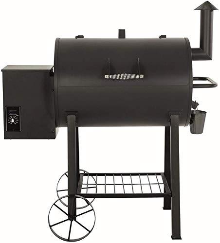 El Fuego Smoker Pelletgrill Magena XXL AY 438