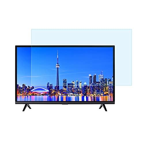 AMDHZ Protector de Pantalla, Talla Grande Filtro de luz Azul Anti, Prevenir la miopía, Adecuado para LCD, LED, 4K OLED y QLED y Pantalla Curva (Color : Matte Version, Size : 55 Inch 1221X689mm)