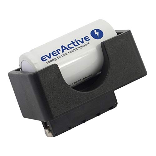 everActive Adaptador para baterías C R14/D R20 para Cargador NC-3000