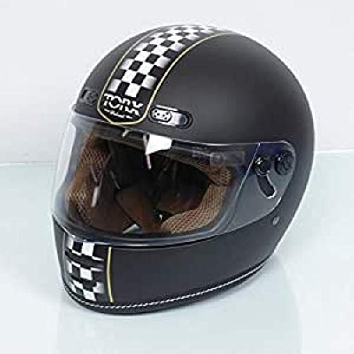 Casco Moto Cafe Racer Marca TORX