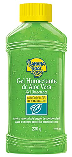 Banana Boat X50399 AfterSun Gel Aloe, 230 gr