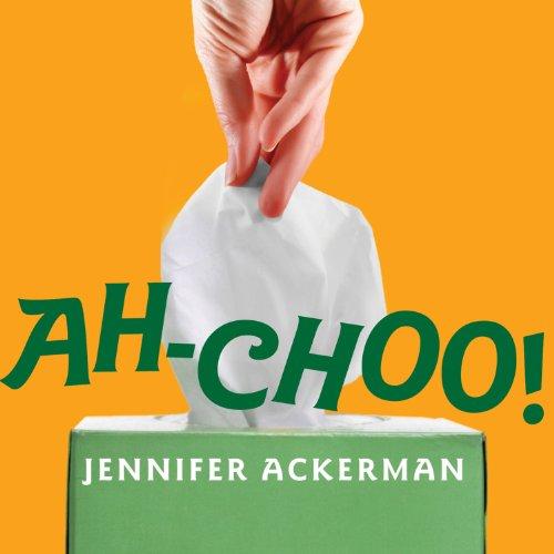 Ah-Choo! audiobook cover art