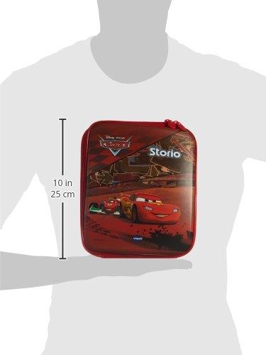 416K IaGbtL - VTech - Mochila para Storio, diseño Cars (3480-200979)