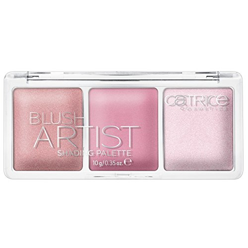Catrice - Rouge - Blush Artist Shading Palette 030 - Rock n Rose