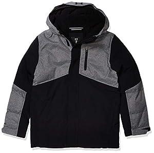 Under Armour Boys' Ua Superthaw Jacket, Black, YLG