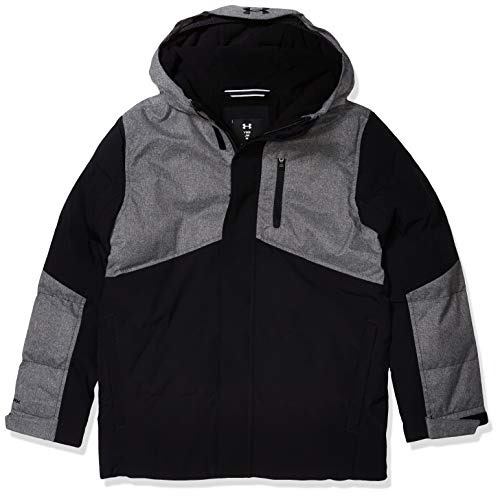 Under Armour Boys' Ua Superthaw Jacket, Black, 5