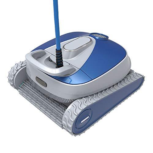 ClimaSpain Robot Limpiafondos y Paredes Piscina Spider2020 · Limpia Piscinas Automatico de...