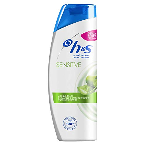H&S Sensitive Anticaspa Champú Aloe Vera - 360 ml