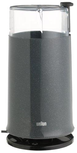 Braun Aromatic Coffee Grinder, Gray