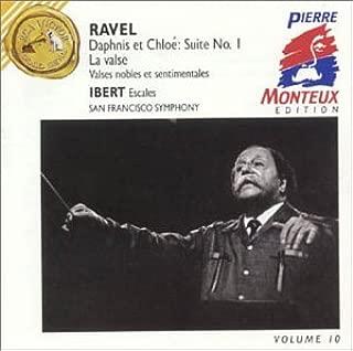 Ravel: Daphnis et Chloe: Suite No. 1 / Valses nobles et sentimentales / Alborada del gracioso / La valse / Lalo: Le roi d'Ys: Overture / Ibert: Escales Ports of Call