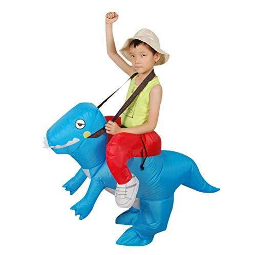 Aufblasbare Dinosaurier Kostüm Hosen, Reittier Requisiten, Geeignet Für Kostümball, Halloween, Etc,B