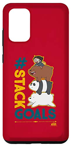 Galaxy S20+ We Bare Bears Stack Goals Case