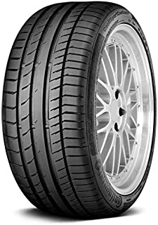 Continental ContiSportContact 5 ContiSeal Performance Radial Tire-255/45R19 100V
