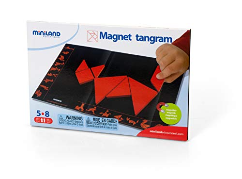 Miniland Tangram Magnético (95007)