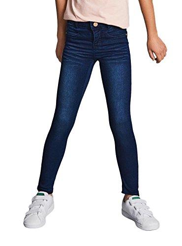 NAME IT NAME IT Girl Jeans Skinny Fit 110Dark Blue Denim