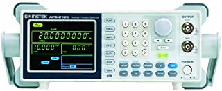 GW Instek AFG-2125 Arbitrary DDS Function Generator with Counter, Sweep, AM, FM and FSK Modulation, 0.1Hz to 25MHz Frequency Range