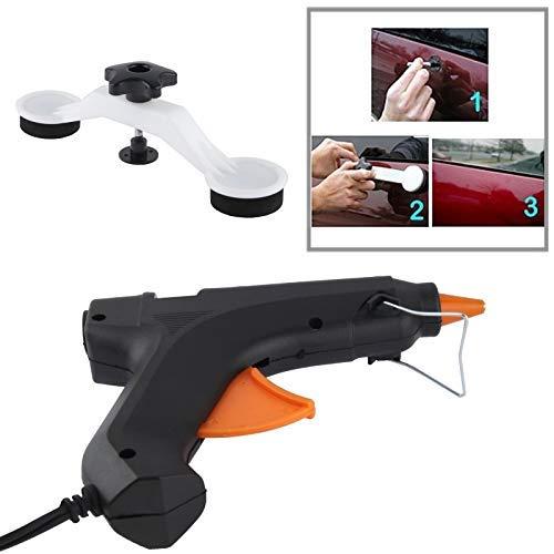 LFDHSF Auto-Trimm-Entfernungssatz Auto-Karosserieteil Dent Puller Tool Ding Remover-Reparatursatz 100~240 V.