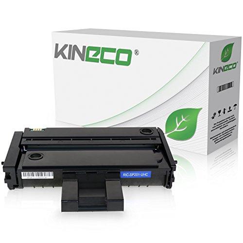 XXL Toner kompatibel für Ricoh SP-201 SP-203 S SP-204 SN SP-210 SP-211 SF SU SP-212 SP-213 W NW SFNW SFW SNW SUW - 407254 - Schwarz 2.600 Seiten