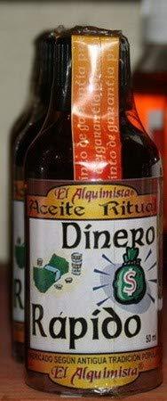 Aceite Dinero RAPIDO (El Mejor del Mercado, Formula Secreta)