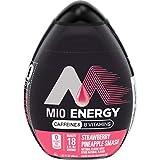 MiO Energy Strawberry Pineapple Smash Liquid Water Enhancer,...