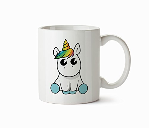 THEcoque MUG Tasse en ceramique Cafe - Made in France - Livraison Express Unicorn Licorne