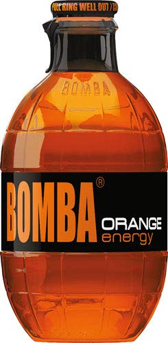 Bomba Orange Energy - 12x 250 ml