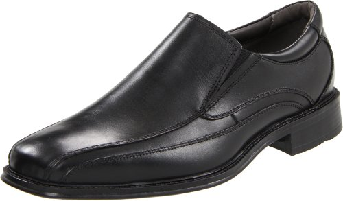 Dockers Men's Franchise Slip-On,Black,10 M US
