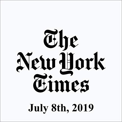 『July 8, 2019』のカバーアート