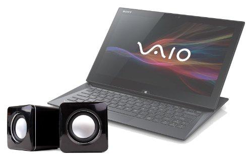 DURAGADGET Mini Altavoces Portátiles USB para Sony Vaio Duo 13 / Vaio...