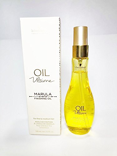 Schwarzkopf SCH397 Marula Oil Ultime 100 ml - 2 Stück