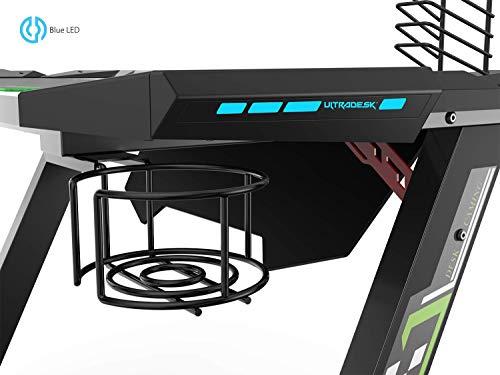 Ultradesk Space – Gaming Tisch - 9