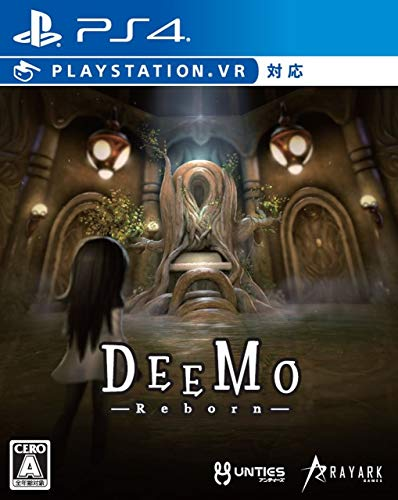 RAYARK INC Deemo Reborn VR SONY for PS4 PLAYSTATION 4 REGION FREE JAPANESE IMPORT [video game]