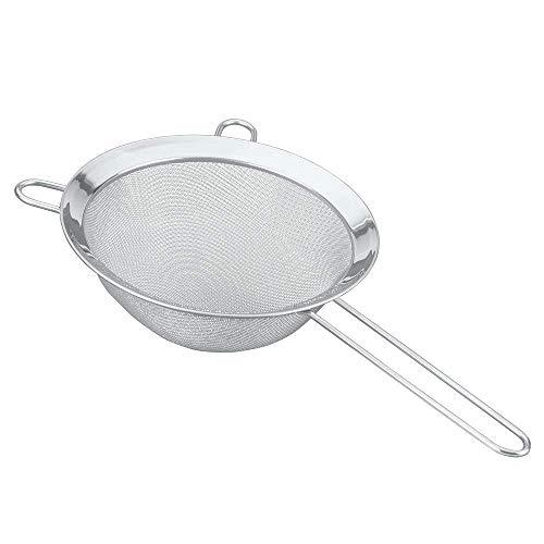 Metaltex 116920 - Colador Inoxidable, 20 cm