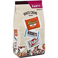 64-Count Hershey's All Time Greats White Creme Bulk Candy