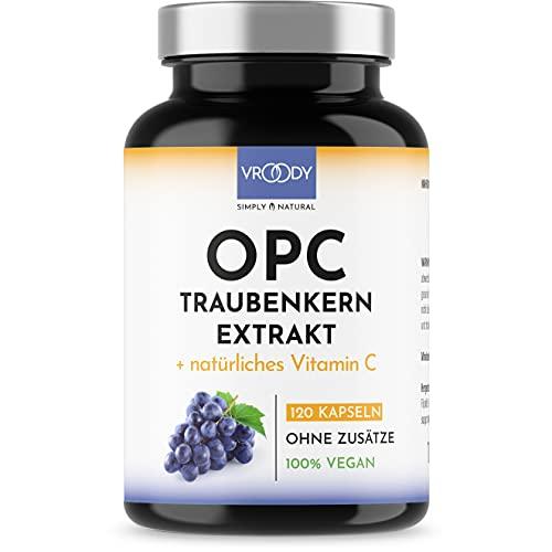 OPC Extracto de semillas de uva de alta dosis con...