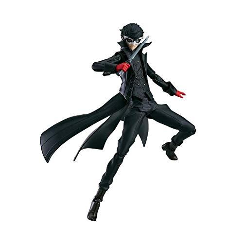 Persona 5: Joker Figma Figura de acción de REN Amamiya Morgana Figura